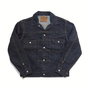 シュガーケーン SUGAR CANE デニムジャケット・SC11953A 14.25oz DENIM JACKET 1953 MODEL|clothingstorespirits
