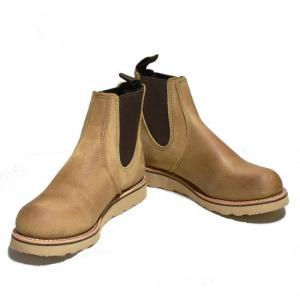 レッドウィング REDWING ブーツ サイドゴアブーツ MODERN・STYLE NO.3192 CLASSIC CHELSEA(クラシックチェルシー)ミュールスキナーラフアウト|clothingstorespirits