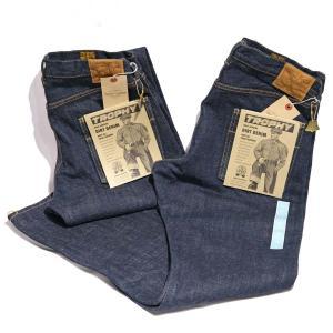 トロフィークロージング(TROPHYCLOTHING) ジーンズ・1607 Narrow Dirt Denim clothingstorespirits
