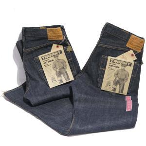 トロフィークロージング TROPHYCLOTHING デニム ジーンズ・1605 Standard Dirt Denim clothingstorespirits