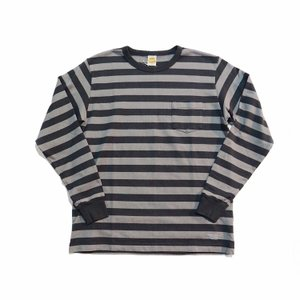 トロフィークロージング TROPHY CLOTHING 長袖ボーダーTEE ボーダーTEE・TR20AW-201 MID BORDER L/S TEE clothingstorespirits