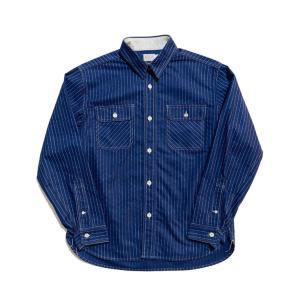 トロフィークロージング TROPHYCLOTHING 長袖ワークシャツ・TR21SS-401