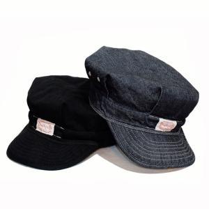 トロフィークロージング TROPHY CLOTHING キャップ 帽子アイテム・TR21SS-702 UNION RAIL ROADER CAP clothingstorespirits