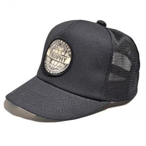 トロフィークロージング TROPHY CLOTHING キャップ 帽子アイテム・TR21SS-705 EARTH LOGO WORK MESH CAP clothingstorespirits