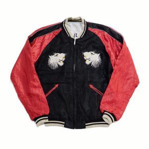 テーラー東洋 TAILORTOYO スカジャン・TT14650-219 Mid 1950s Style Acetate Souvenir Jacket