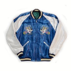 テーラー東洋 TAILOR TOYO スカジャン・TT14813-125 1950s Style Acetate Souvenir Jacket