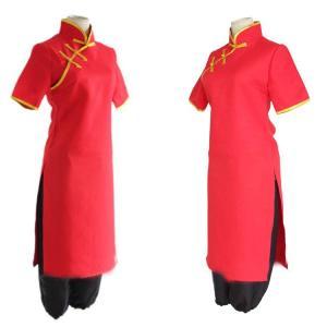 『本格的な銀魂 神楽風服♪』  カジュアルチャイナ風服としても着やすく動きやすいです!!   イベン...