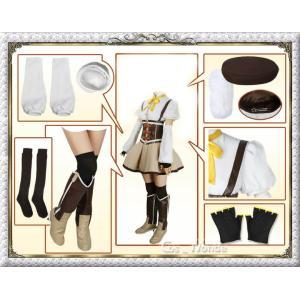 『まどかマギカの巴マミをモチーフにした衣装』  ☆取扱情報☆ ・ストアの商品は全品送料無料となります...