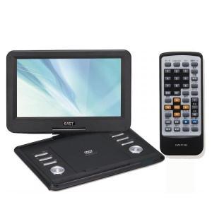送料無料 EAST 11.6型P-DVD(充電式) DVD-P1160代引き・同梱不可 DVDプレーヤー 持ち運べる バッテリー内蔵|cloudnic