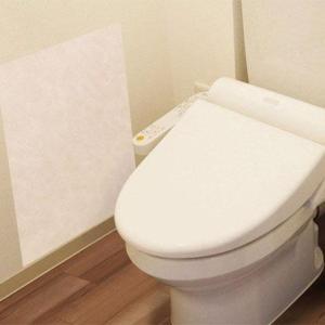 条件付き送料無料 防水保護シート トイレ壁用 40cm×50cm 2枚入 無地 BKWM-4050 代引き・同梱不可 |cloudnic