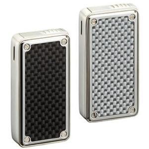 条件付き送料無料 SAROME TOKYO 電子ライター カーボンファイバー代引き・同梱不可  cloudnic