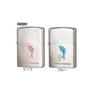 条件付き送料無料 ZIPPO(ジッポー) ライター ラバーズ・ドルフィン(Lovers Dolphin)代引き・同梱不可 かわいい たばこ プレゼント cloudnic