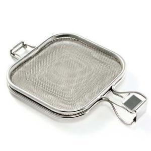 条件付き送料無料 leye(レイエ) グリルホットサンドメッシュ LS1515代引き・同梱不可 ふっくら 魚焼きグリル 食洗機使用可|cloudnic