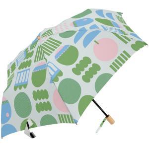 条件付き送料無料 Aya Maeda (アヤマエダ) apple mini 折りたたみ傘 55cm MK493600 グリーン代引き・同梱不可 |cloudnic
