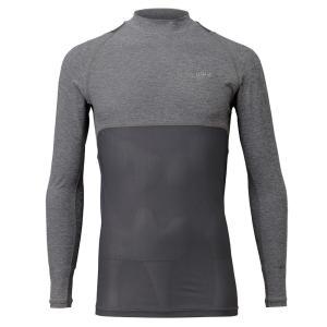 条件付き送料無料 BOWBUWN レイヤードアンダーシャツ 杢グレー(94) Mサイズ Y1439-M-94代引き・同梱不可  cloudnic
