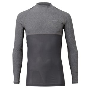 条件付き送料無料 BOWBUWN レイヤードアンダーシャツ 杢グレー(94) Lサイズ Y1439-L-94代引き・同梱不可  cloudnic