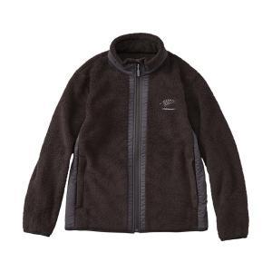 送料無料 FREE KNOT フリーノット FOURON シェルパフリースジャケット ブラック(90) Lサイズ Y1137-L-90代引き・同梱不可  cloudnic