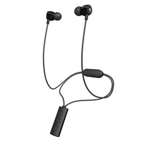 条件付き送料無料 Bluetooth ネックループ型 ワイヤレスイヤホン BTN-A2500BK代引き・同梱不可 |cloudnic