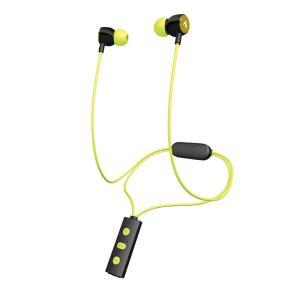 条件付き送料無料 Bluetooth ネックループ型 ワイヤレスイヤホン BTN-A2500YE代引き・同梱不可 |cloudnic