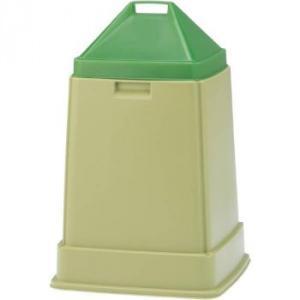 送料無料 三甲 サンコー 生ゴミ処理容器 コンポスターD-70型 804007-01 グリーン代引き・同梱不可 ごみ箱 ダストボックス 菜園|cloudnic