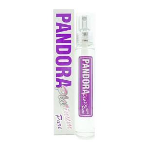 条件付き送料無料 パンドラ プラチナム ピュア(フェロモンフレグランス) 20120628025代引き・同梱不可 フェロモン香水 メンズ ユニセックス|cloudnic