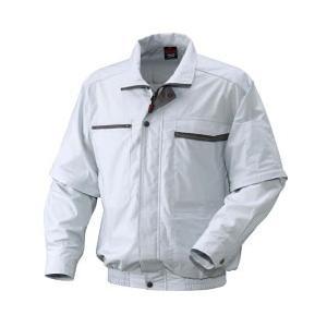 2個のファンユニットから外気をジャケット内に送り、汗を素早く蒸発させ、涼しさを体感できるジャケットで...