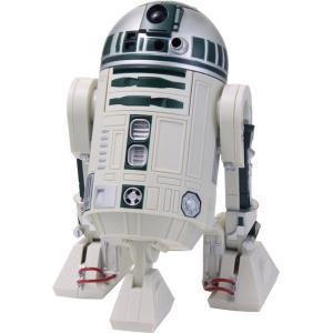 リズム時計 STAR WARS ( スターウォーズ ) R2-A6 音声 ・ アクション キャラクター 目覚し 時計 緑色 8ZDA21BZ05