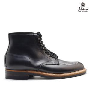 【ALDEN / オールデン】 アメリカントラッドの歴史とともに歩んだ老舗。そのシューズがもつ唯一無...