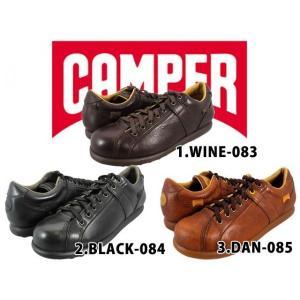 カンペール CAMPER PEROTAS ARIEL WINE BLACK DAN 17408-083 17408-084 17408-085|cloudshoe