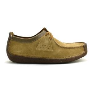 【SALE】クラークス ナタリー メンズ ブーツ オークウッド スエード CLARKS 261181...