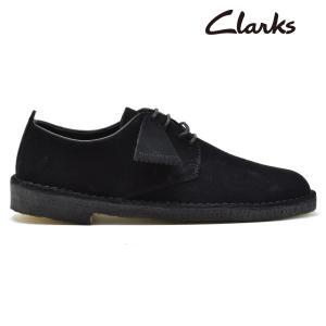 クラークス デザートロンドン オックスフォードシューズ メンズ ブラック 黒 CLARKS DESERT LONDON【送料無料】|cloudshoe