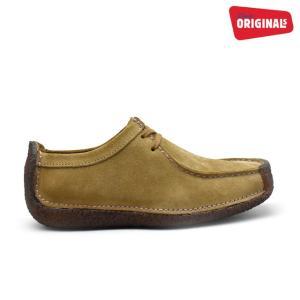クラークス CLARKS ナタリー レディース スエード 靴|cloudshoe