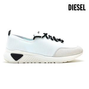 ディーゼル スニーカー ローカット ダッドシューズ ホワイト メンズ Y01882 PR090 T1015 cloudshoe
