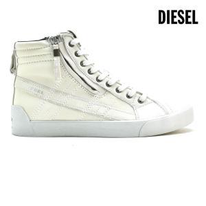 ディーゼル スニーカー ハイカット ホワイト メンズ Y01169 P0878 T1003 cloudshoe