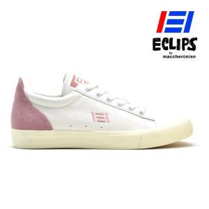 【ポイント15倍】エクリプス ECLIPS 42010 ピンク ローカット カジュアル スニーカー レディース|cloudshoe