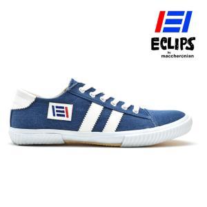 【ポイント15倍】エクリプス ECLIPS 42013 デニム ホワイト ローカット カジュアル スニーカー レディース メンズ|cloudshoe