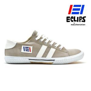 【ポイント15倍】エクリプス ECLIPS 42013 グレー ホワイト ローカット カジュアル スニーカー レディース メンズ|cloudshoe
