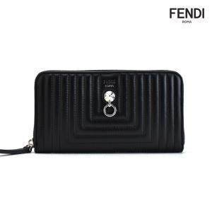 フェンディ FENDI 8M0299 I8F GXN 財布 長財布 バッグバクス BAG BUGS|cloudshoe