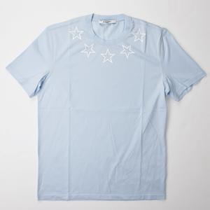 GIVENCHY ジバンシー 16J 7165 651 452 Tシャツ BABY BLUE メンズ トップス cloudshoe
