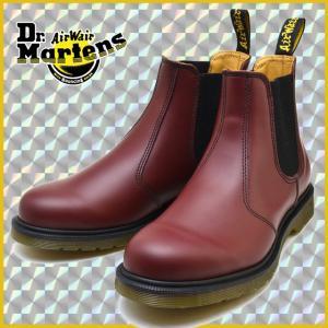 ドクターマーチン Dr.MARTENS2976 CHELSEA11853600 CHERRY RED