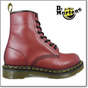 【一押し】ドクターマーチン Dr.MARTENS 1460W 8EYE BOOTS r11821600 CHERRYRED  8アイ ブーツ レディース