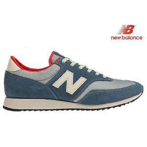 ニューバランス NEW BALANCE CM620BF Blue Bell Light Grey Red WidthD CM620BF|cloudshoe