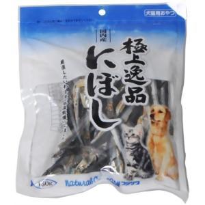 フジサワ フジサワ 極上逸品 にぼし (犬猫用) 150g