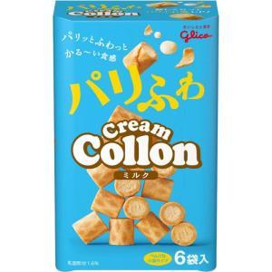 江崎グリコ グリコ クリームコロン 6袋入×5個