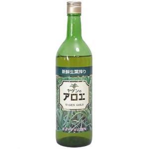 山梨薬研 山梨薬研 ヤゲンのアロエ 720ml