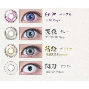 ドルチェ パーフェクトワンデー 1箱6枚 コスプレ カラコン カラーコンタクトレンズ clover-eyes 04