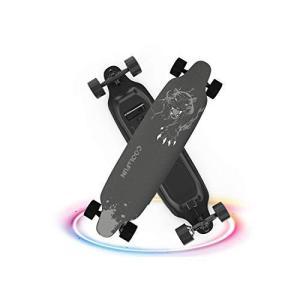 Cool&Fun HB10 電動スケートボード スケボー キックボード リモコン付き LG電池 最大...