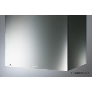 ###アリアフィーナ/ARIAFINA レンジフード【CUBL-901】Cubo クーボ 壁面取付タイプ 900mm間口 受注生産|clover8888