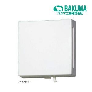 《あすつく》◆15時迄出荷OK!バクマ工業【RE-100J】ホワイト 自然給気用 樹脂製角型レジスター 壁面取付用 標準型|clover8888