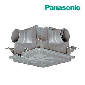 《あすつく》◆15時迄出荷OK!パナソニック 中間ダクトファン【FY-18DPC1】1〜3室用 風圧式シャッター 樹脂製|clover8888